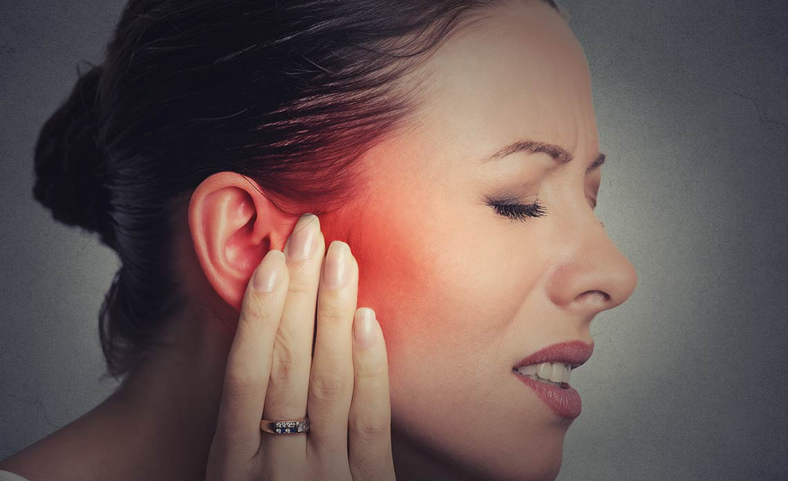 thehealthstore.co ear pain